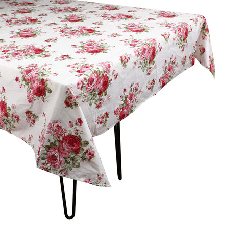 Chintz Tablecloth
