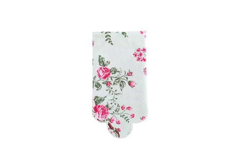 Green Chintz Napkins (4) Green chintz Chefanie