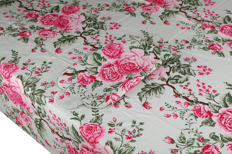 Green Chintz Tablecloth Green chintz Chefanie