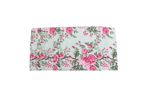 Green Chintz Placemats (4)