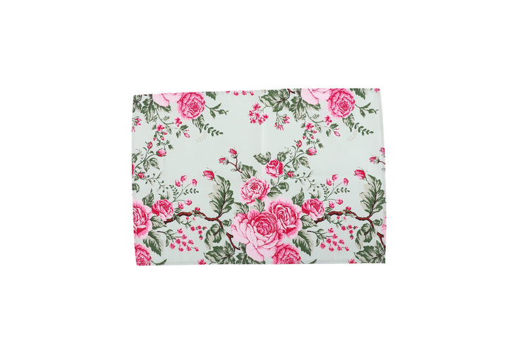 Green Chintz Placemats (4) Green chintz Chefanie