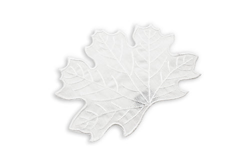 Maple Leaf Cocktail Napkins Chefanie