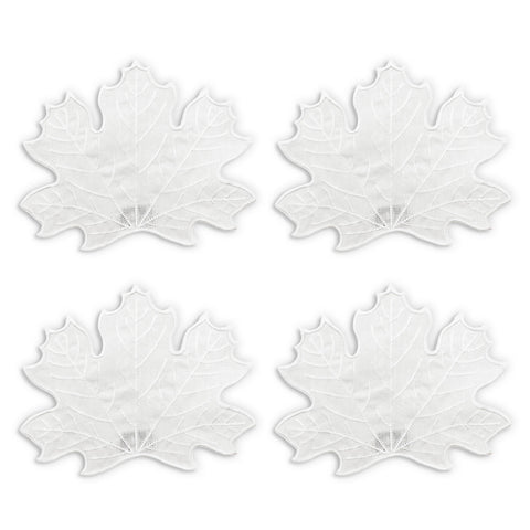 Maple Leaf Cocktail Napkins