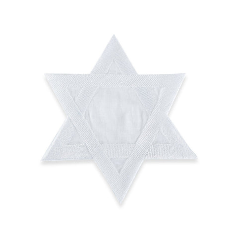 Star of David Cocktail Napkins jewish Chefanie