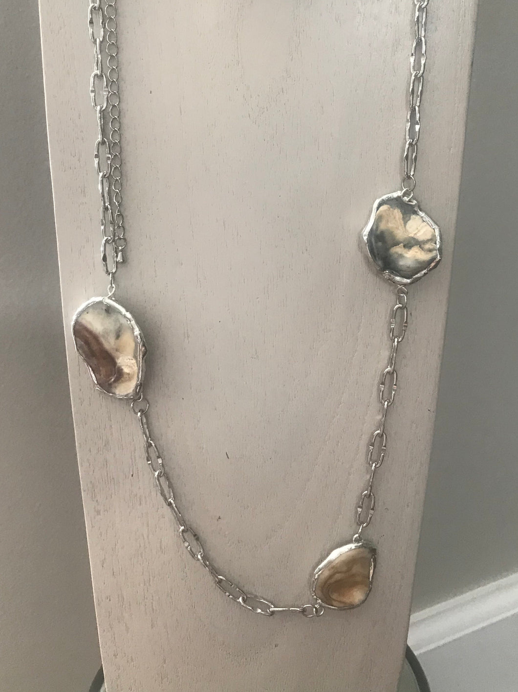 Soldered Shell Necklace