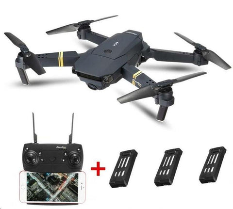 Foldable Wide Angle HD Drone