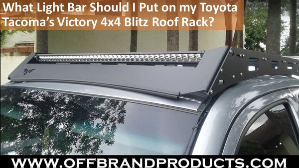 Best-Toyota-Tacoma-4x4-Blitz-Roof-Rack-Light-Bar