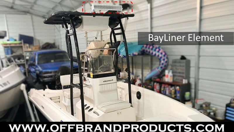 Best Bayliner Light Bar for Navigation Lights