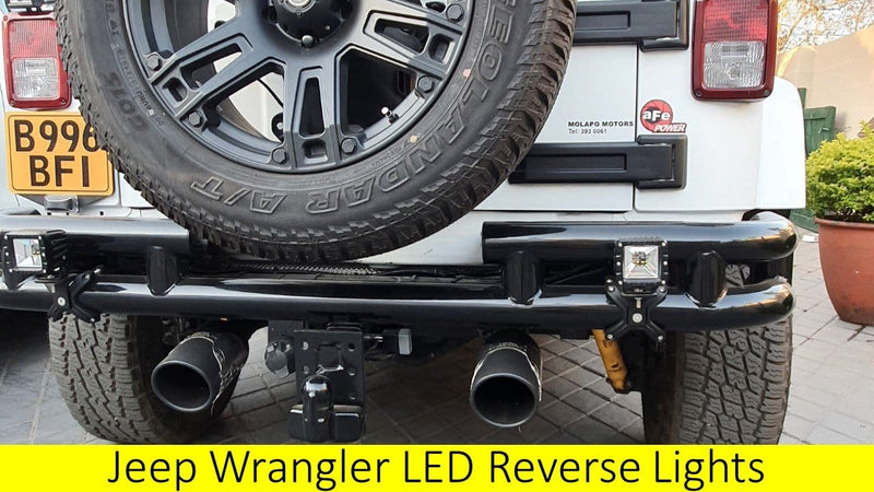 Best LED Reverse Lights For Jeep Wrangler