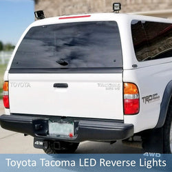 Best LED Reverse Lights for Toyota Tacoma