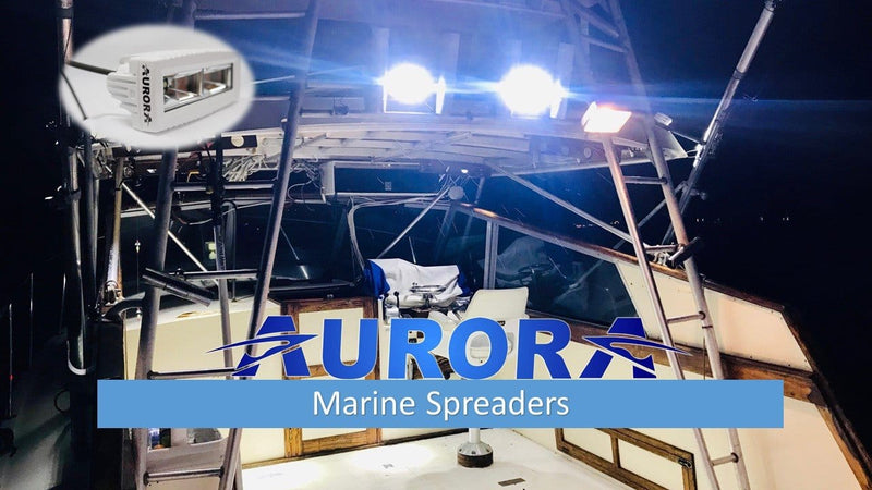 NEW Aurora Marine Spreader Open Box review