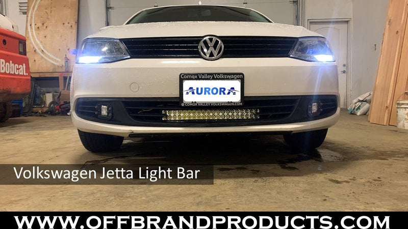 Volkswagen Jetta Light Bar