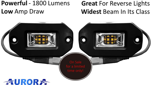 aurora led light with scene beam