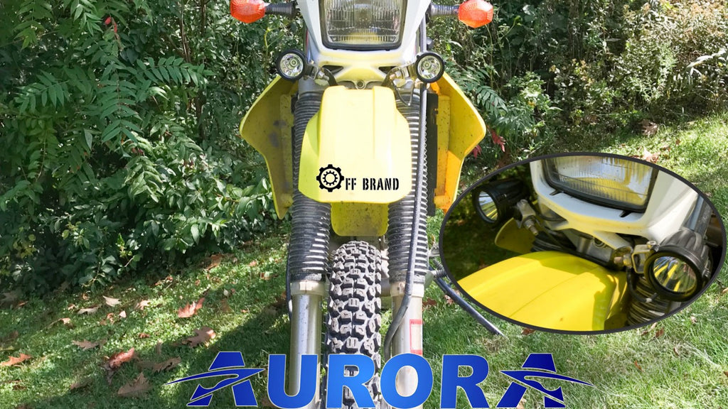 2003-Suzuki-DRZ400S-dual-sport-led-lighting-Aurora-lasers