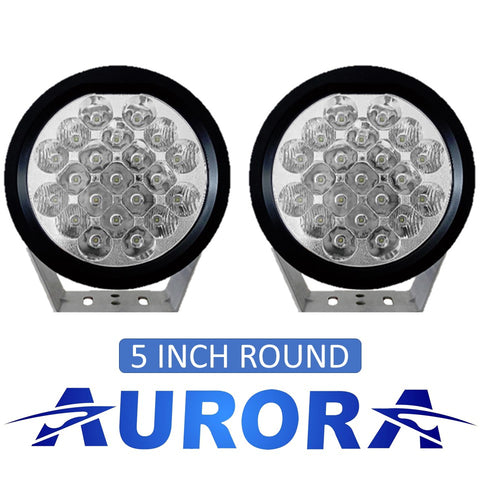 round off road led lights by aurora