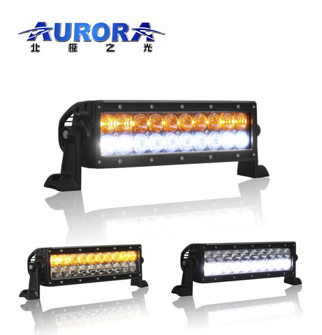 Aurora all weather led light bars - off brand products