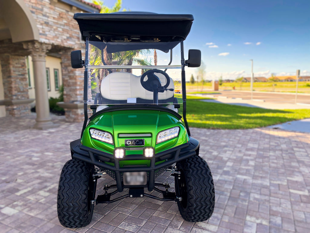Best Led Lights For Golf Carts Part I Led Pods Off Brand