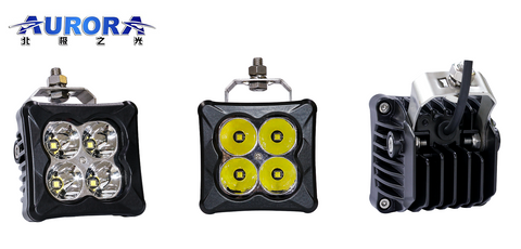 Best LED Lights For Golf Carts Part I - LED Pods
