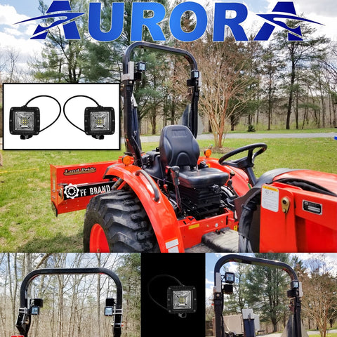 aurora ROPS led lighting