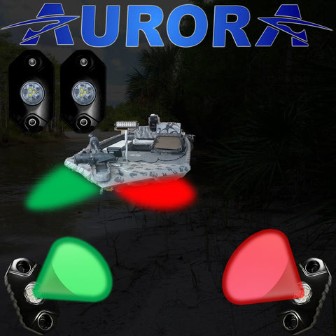 aurora led side lights