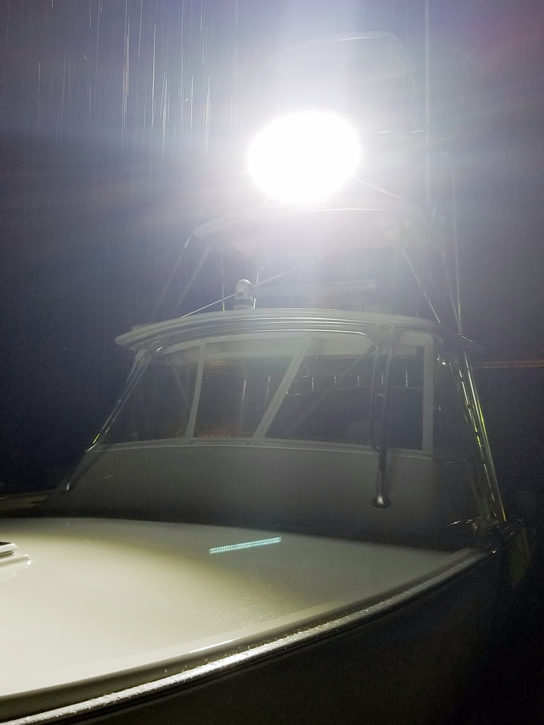 Tuna tower boat light bar 30 inch
