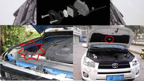 aurora led light under hood