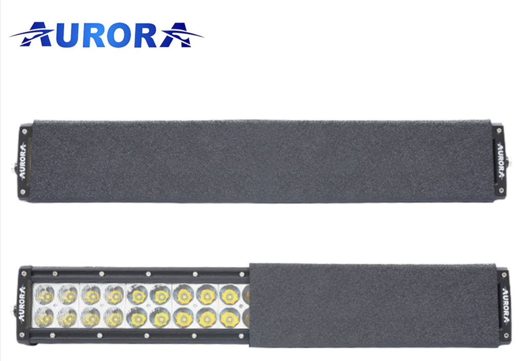 Aurora light bar cover