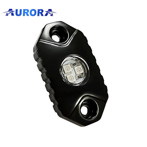 aurora green LED fishing light