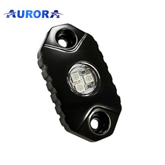 Aurora led rock light