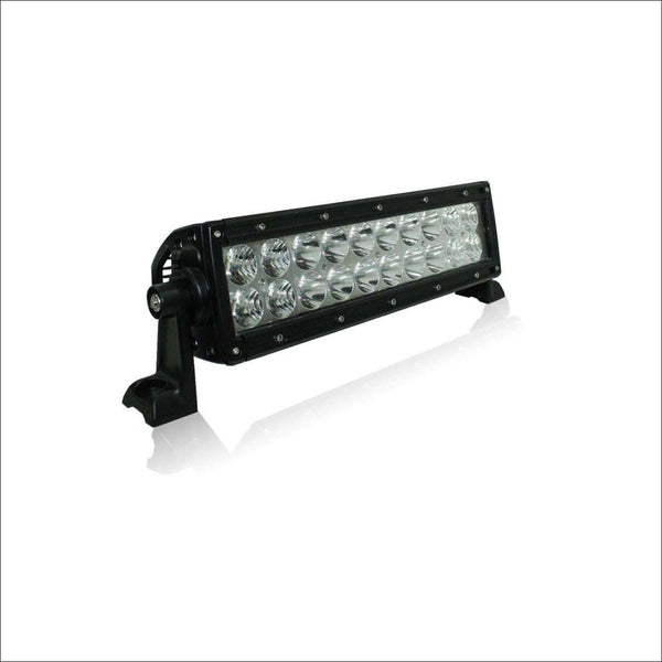 Aurora 10 Inch Dual Row LED Light Bar - 8 560 Lumens - Standard Bracket - Dual Row LED Light Bar