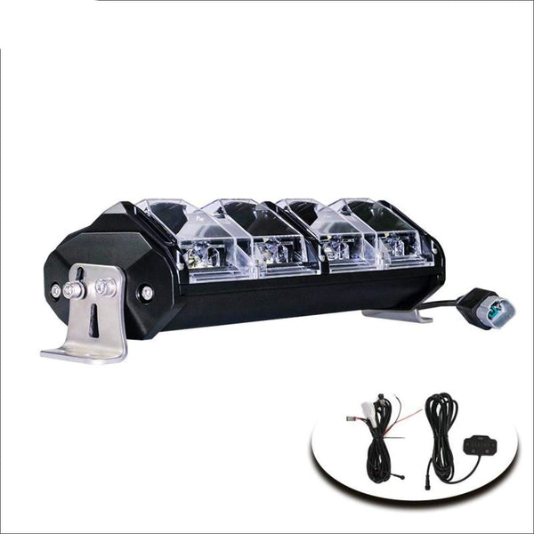 Aurora 10 Inch Evolve LED Light Bar - LED Light Bar