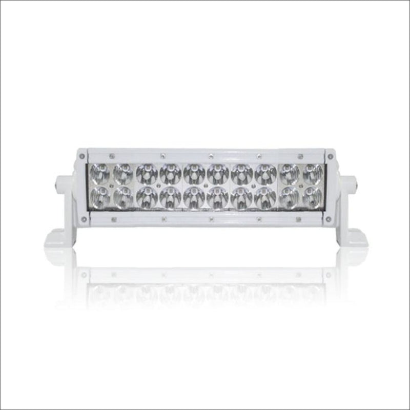 Aurora 10 Inch Marine White LED Light Bar - 8 560 Lumens - Marine LED Light Bars