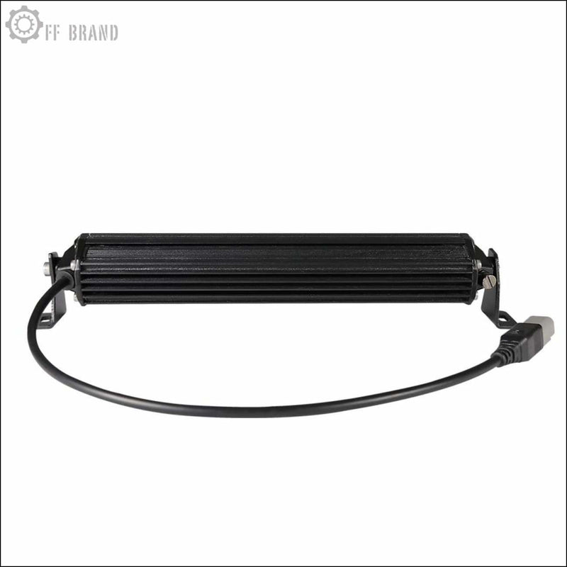 Aurora 10 Inch Single Row Slim NSSR Series - LED Light Bar