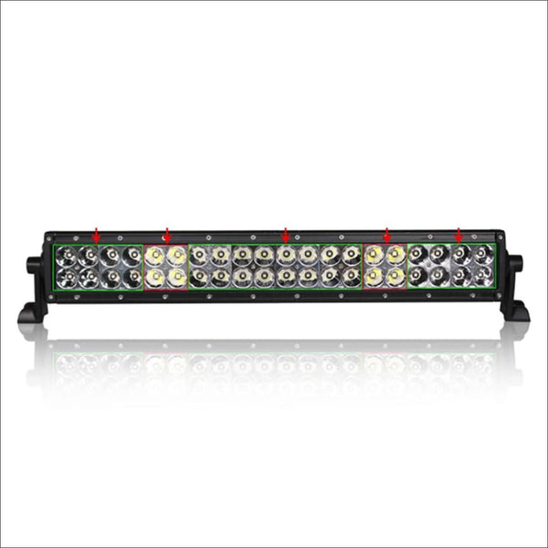 aurora-20-inch-dual-row-hybrid-series-led-light-bar