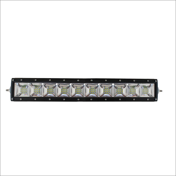 Aurora 20 Inch Dual Row LED Light Bar with Scene Beam Pattern - LED Light Bar