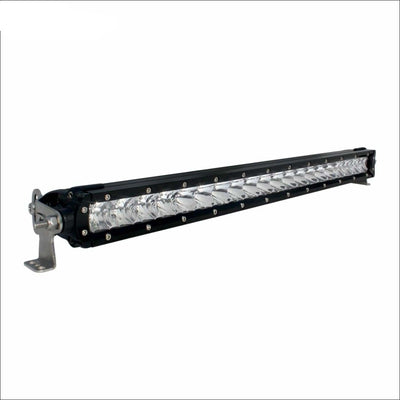 Aurora 20 Inch Single Row E-mark Complaint LED Light Bar - 7 380 Lumens - LED Light Bar