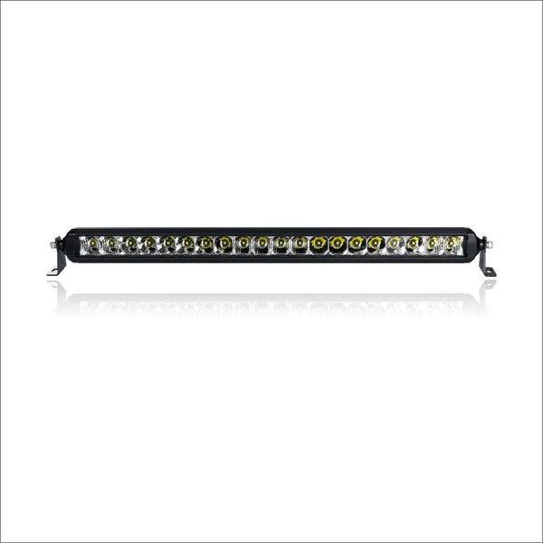 Aurora 20 Inch Single Row Slim NSSR Series - LED Light Bar