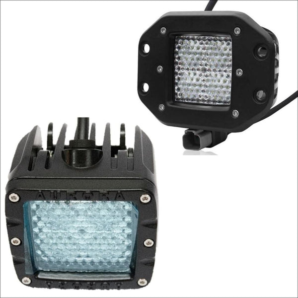 Aurora 3 Inch off road LED Light Cube with Diffusion Beam Kit 3 880 Lumens
