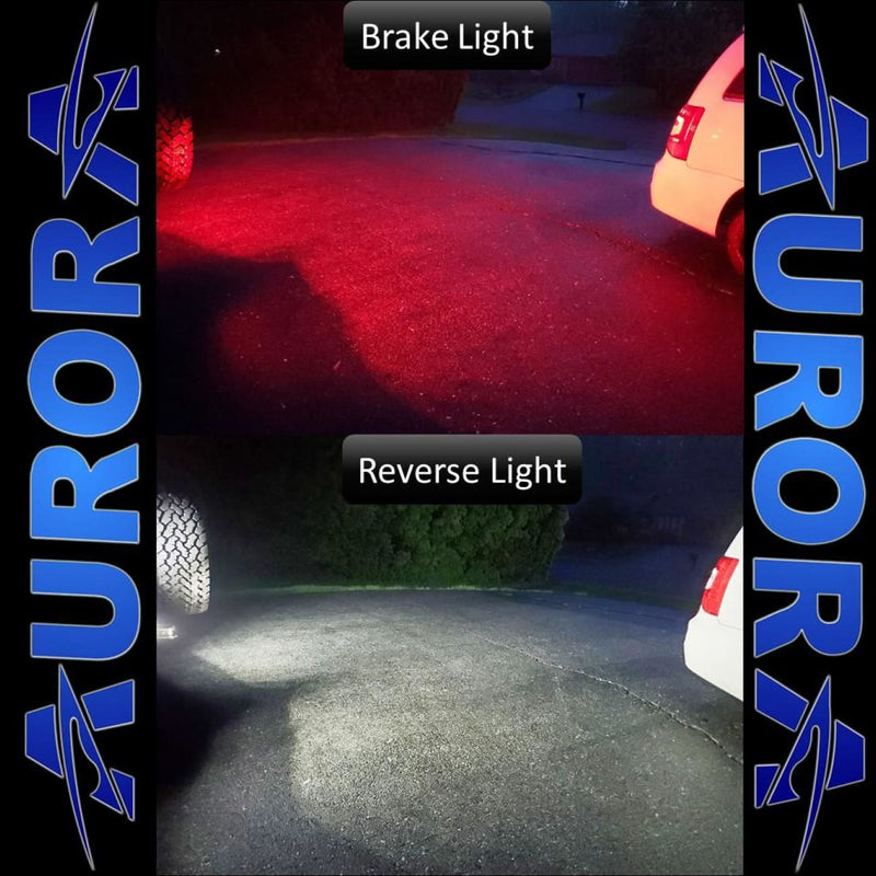 Aurora 3 Inch Multi Function LED Brake Light and LED Reverse Light Kit - LED Light Pod