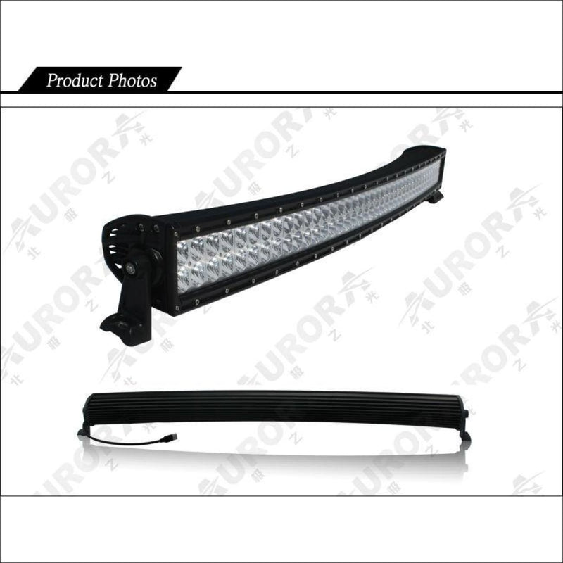 Aurora 30 Inch Curved LED Light Bar - 25 680 lumens - LED Light Bar