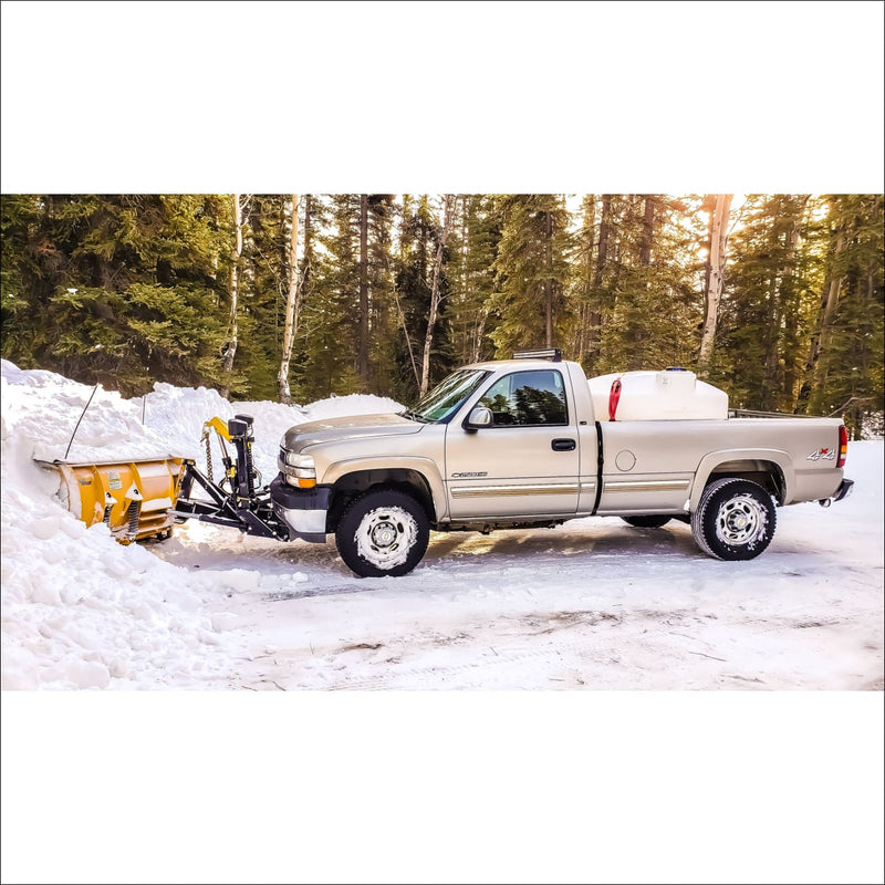 Snow-plow-light-bar-chevy-silverado-light-bar