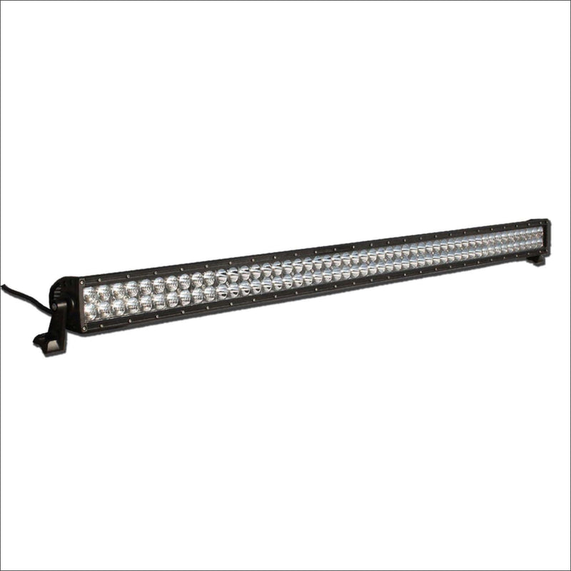 Aurora 50 Inch Dual Row LED Light Bar - 42 800 Lumens - Standard Mount - Dual Row LED Light Bar