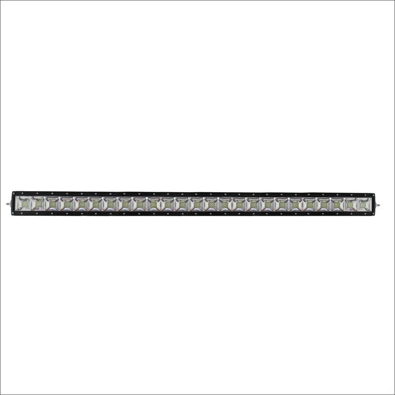 Aurora 50 Inch Dual Row LED Light Bar with Scene Beam Pattern - LED Light Bar