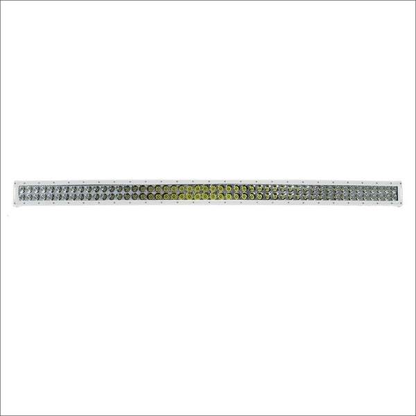 Aurora 50 Inch Marine White LED Light Bar - 42 800 Lumens - Marine LED Light Bars