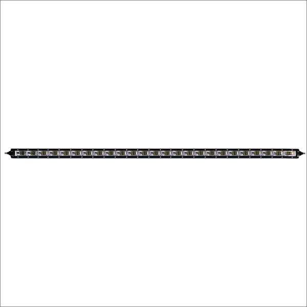 Aurora 50 Inch Single Row LED Light Bar with Scene Beam Pattern - LED Light Bar