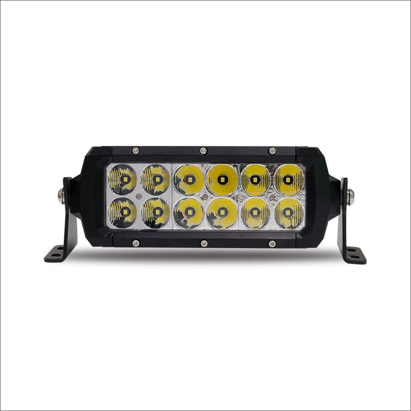 Aurora 6 Inch Slim Series Light Bar - 5,700 Lumens