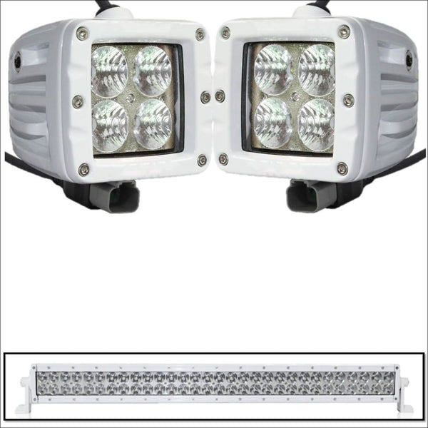 Aurora CAT 3 Bundle - 30 Inch Plus 3 Inch - 29,000 Lumens