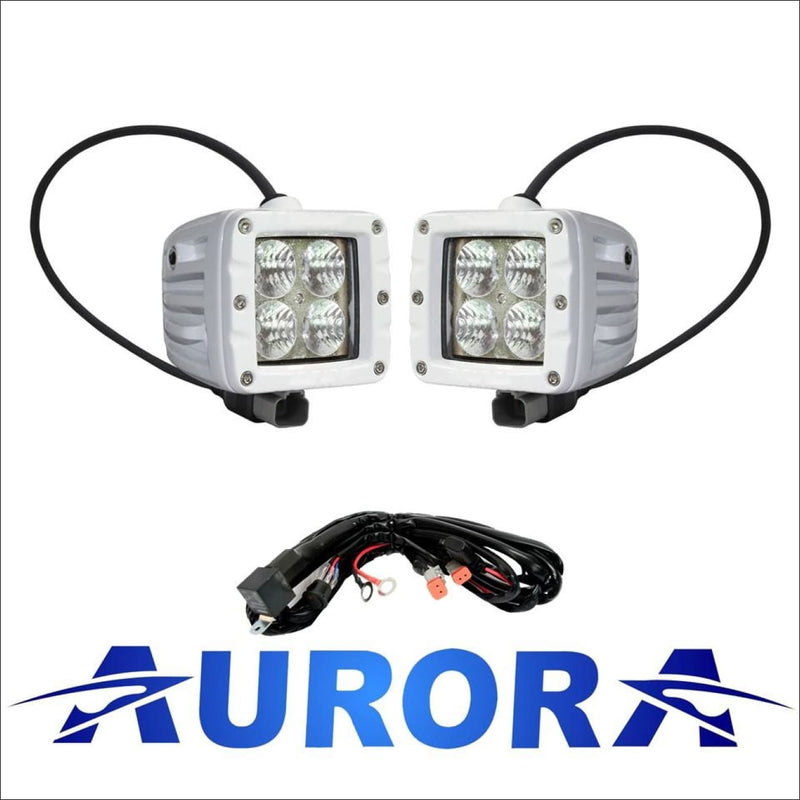 Aurora CAT 3 Bundle Curved - 30 Inch Plus 3 Inch - 29 000 Lumens - Bundle