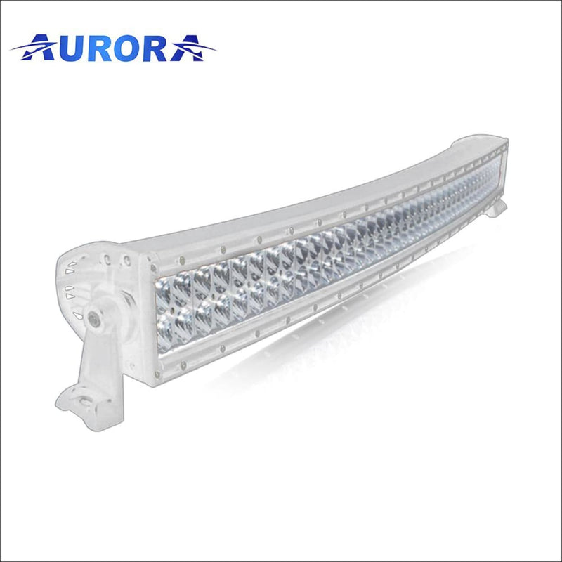 Aurora CAT 4 Bundle Curved - 40 Inch Plus 3 Inch - 38 000 Lumens - Bundle
