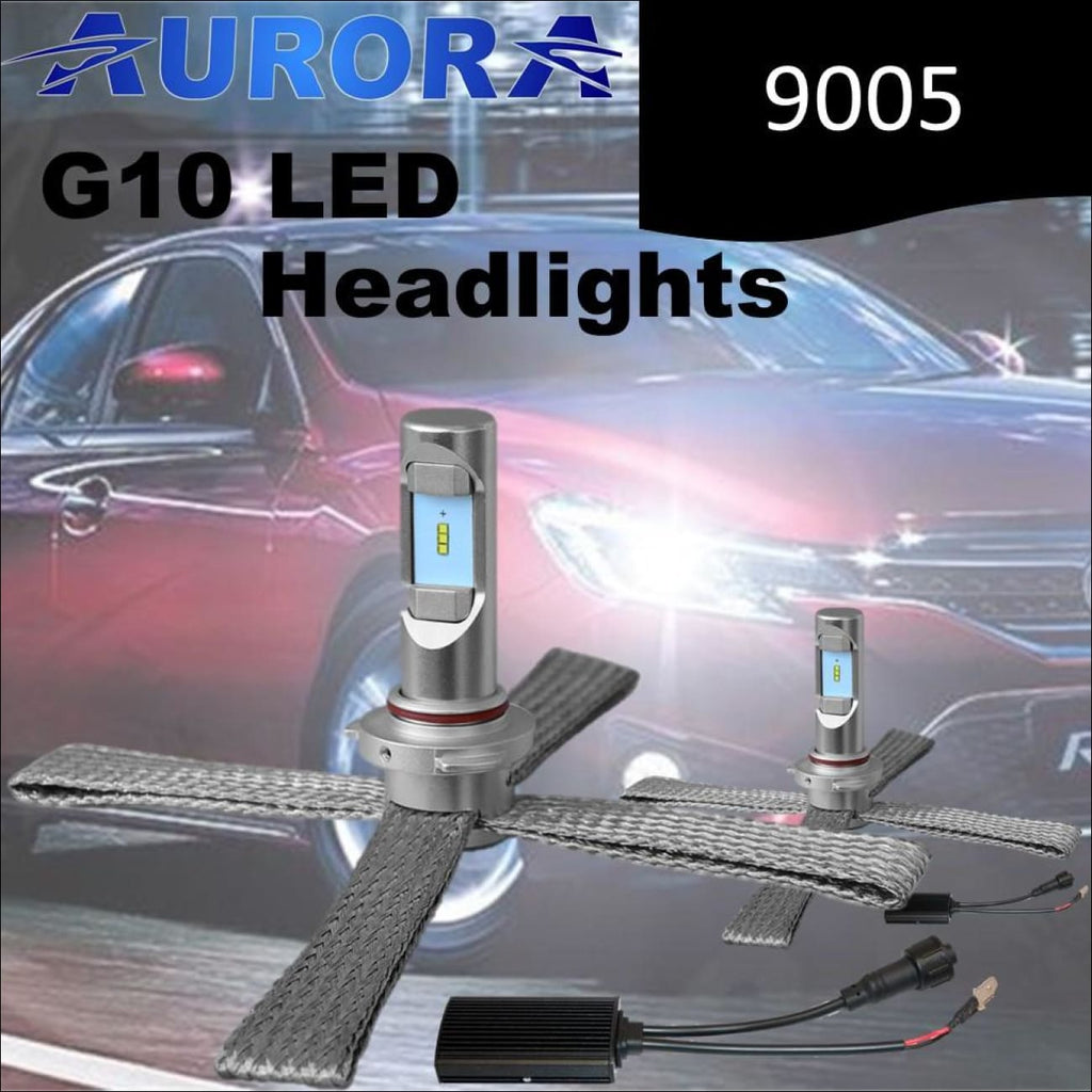 Aurora G10 Z3 Series LED Headlight - 9005 - LED Headlight Bulbs